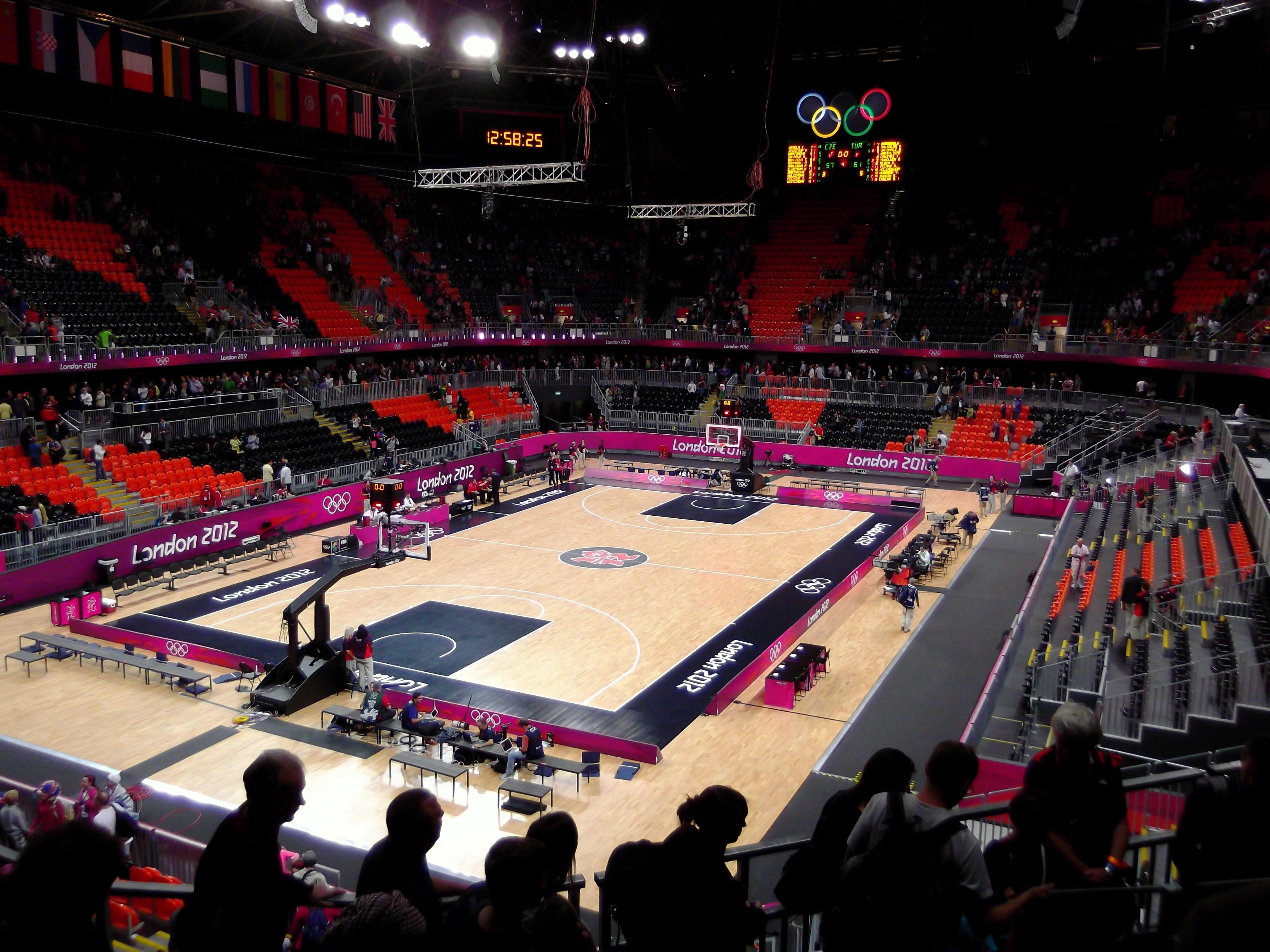 filebasketball arena london 30 july 2012 2jpg