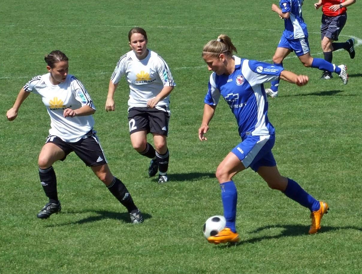 Frauenfussball In Deutschland Wikipedia