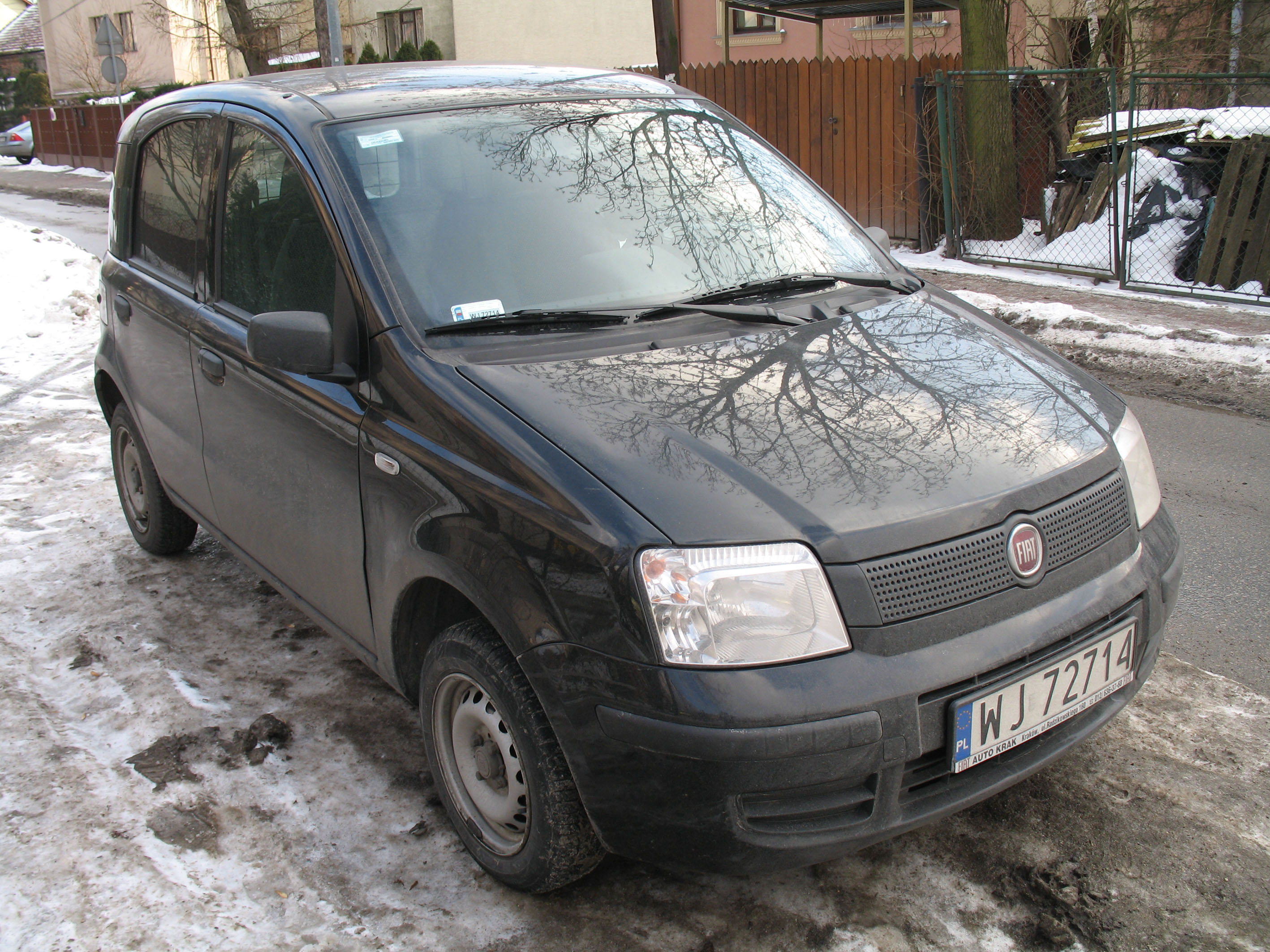fiat panda van. Black Bedroom Furniture Sets. Home Design Ideas