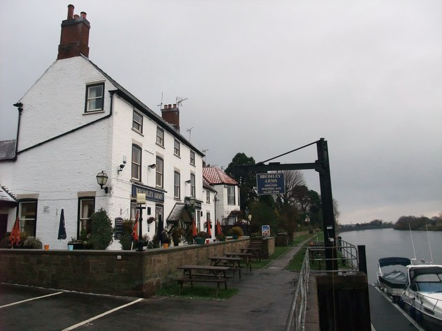Bromley Arms, Fiskerton - geograph.org.uk - 1058273
