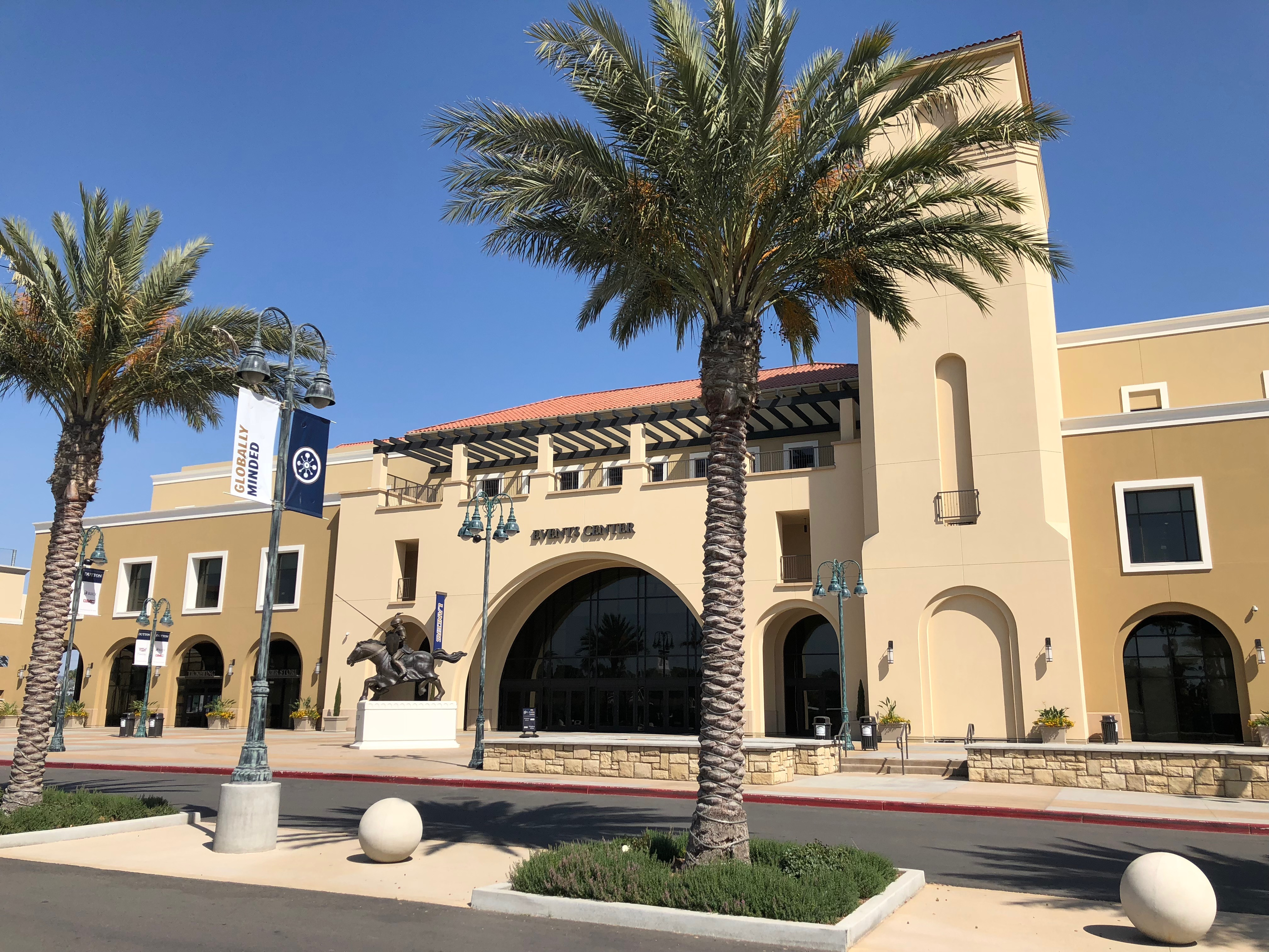 California Baptist University Campus Map.Cbu Events Center Wikipedia