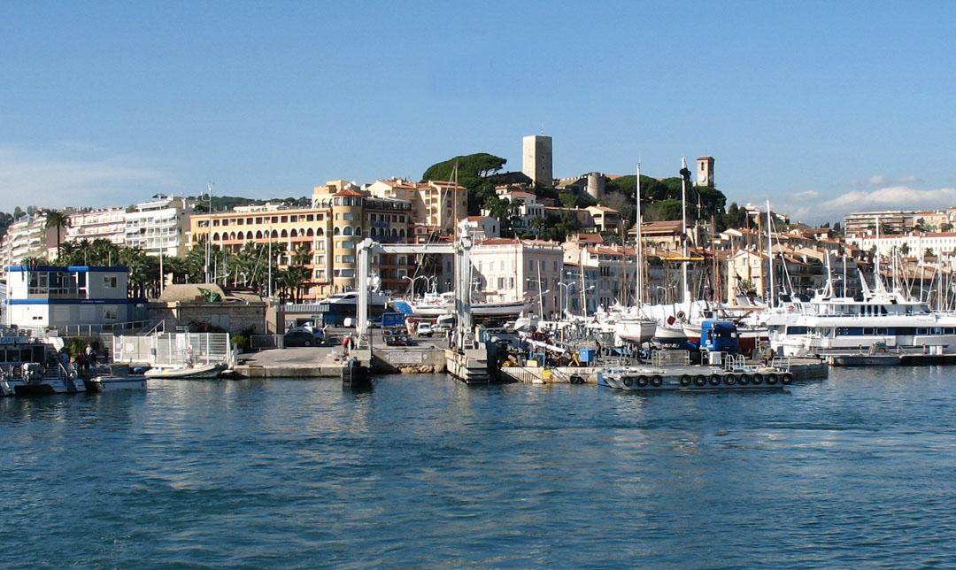 Fichier Cannes Le Suquet France Jpg Wikip 233 Dia