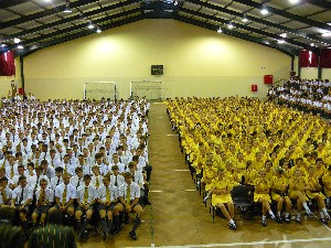 Paarl Gimnasium For the best students there are school in South Africa