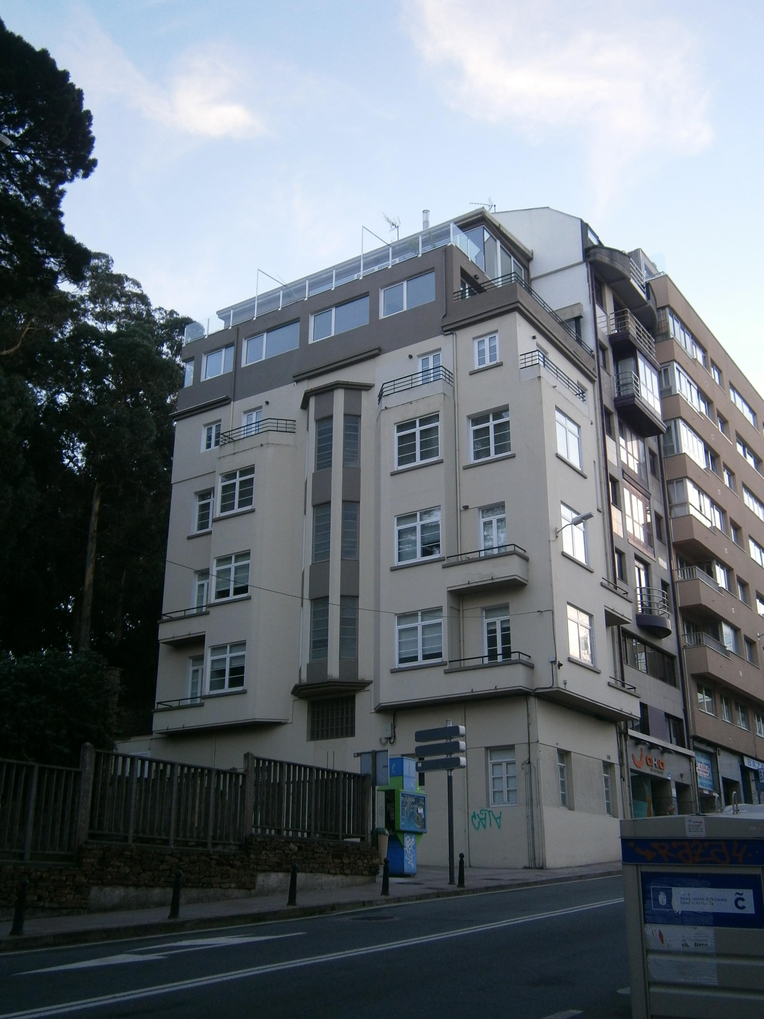 File casa send n a coru a jpg wikimedia commons - Casa a coruna ...