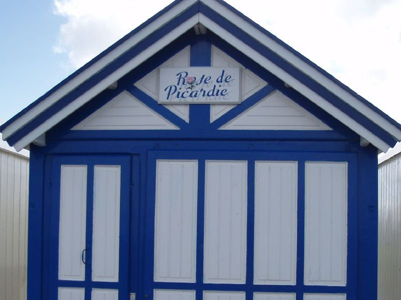 file cayeux sur mer cabine de plage wikimedia commons. Black Bedroom Furniture Sets. Home Design Ideas
