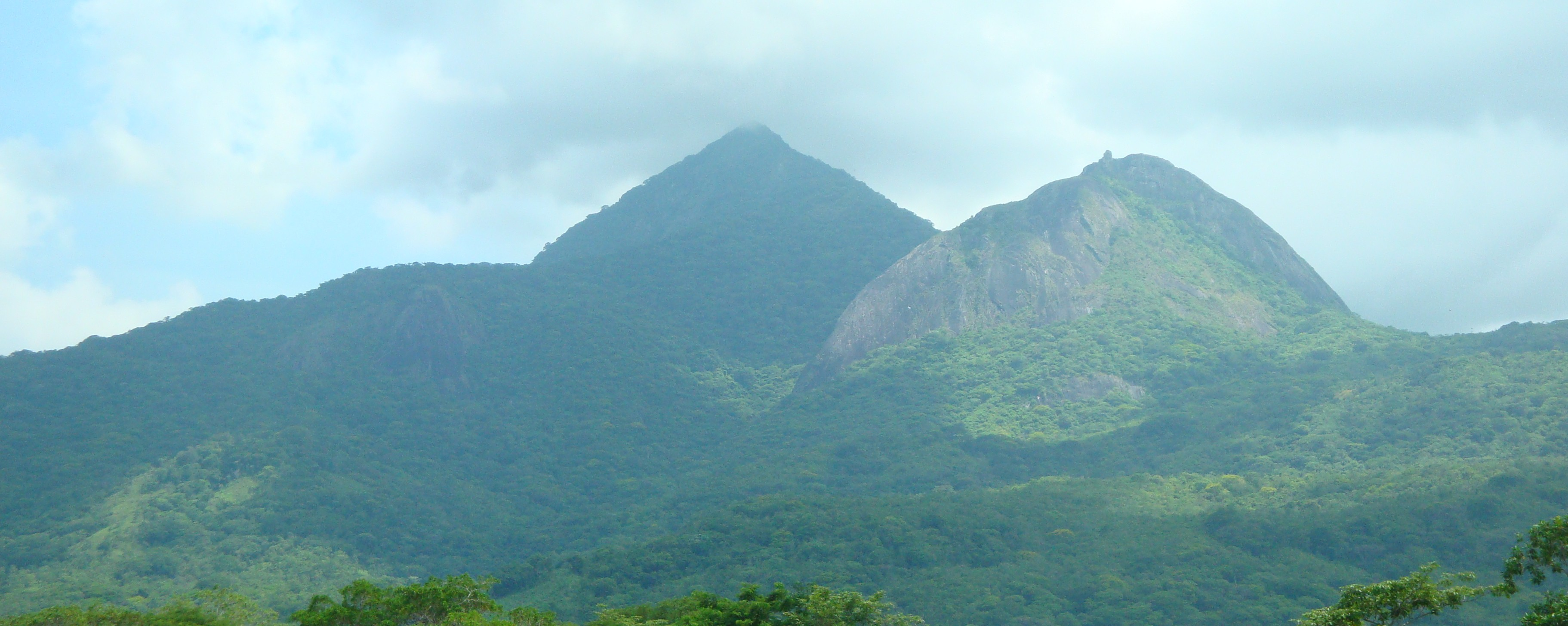Depiction of Cerro de Bernal