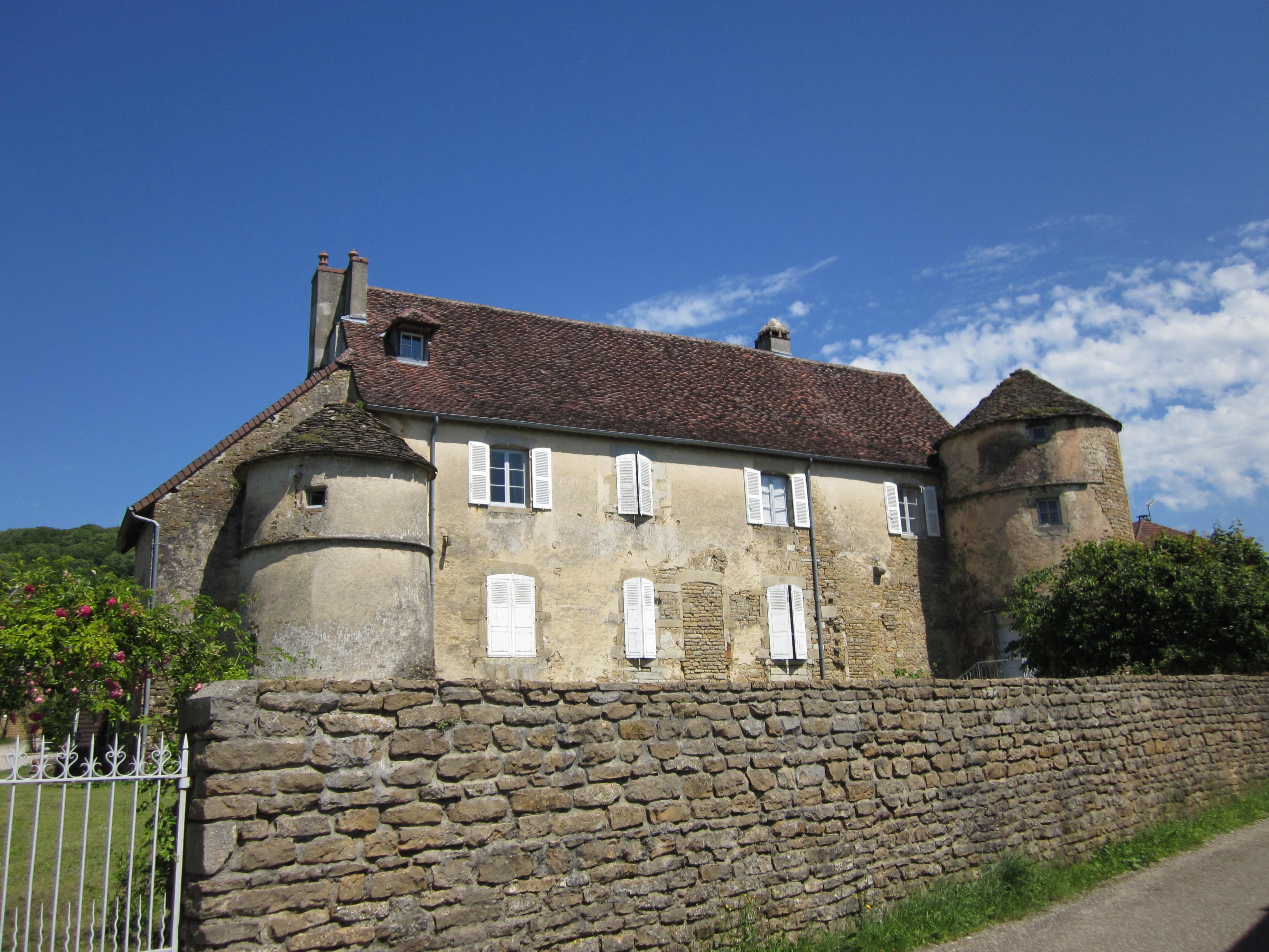 Château de Menétru-le-Vignoble
