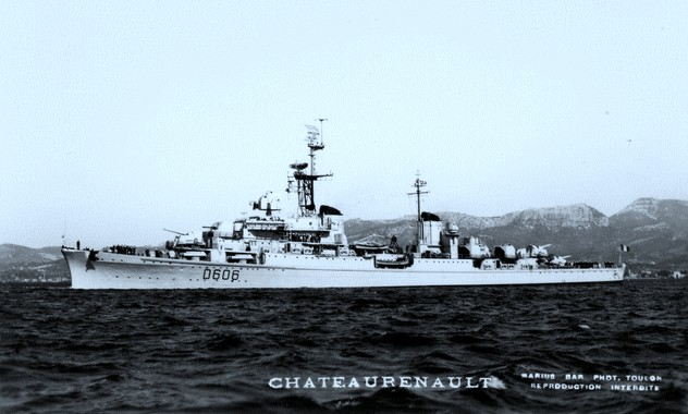 Chateaurenault10 - Premium Proposal: MN Châteaurenault as a French Tier IX FXP Destroyer.