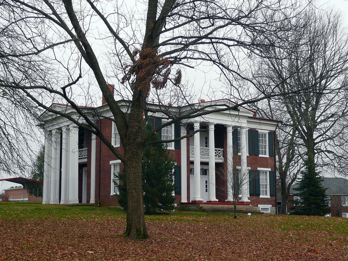 Spring Hill (TN) United States  city photos gallery : Cheairs Mansion Spring Hill TN Wikimedia Commons