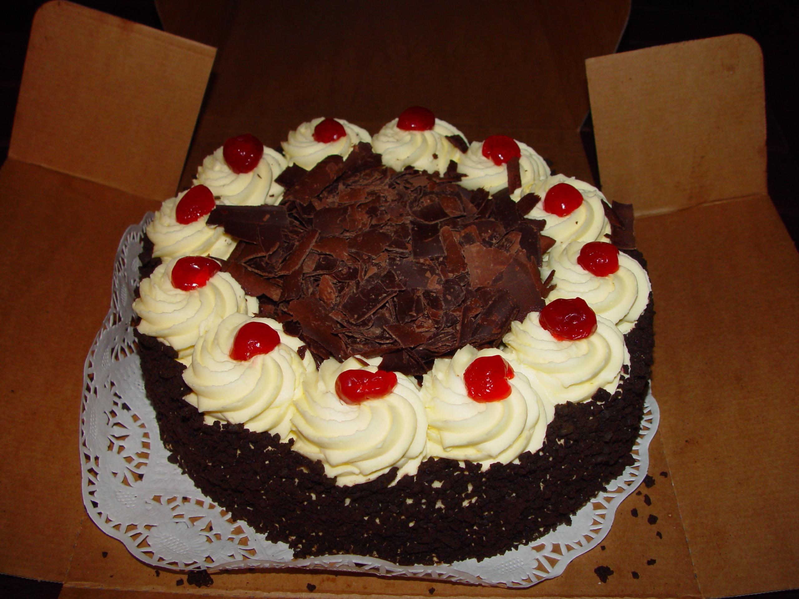 Fancy Chocolate Cake Names