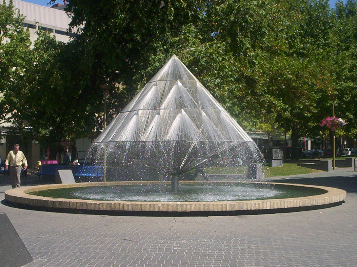 File City Walk Canberra Fountain Jpg