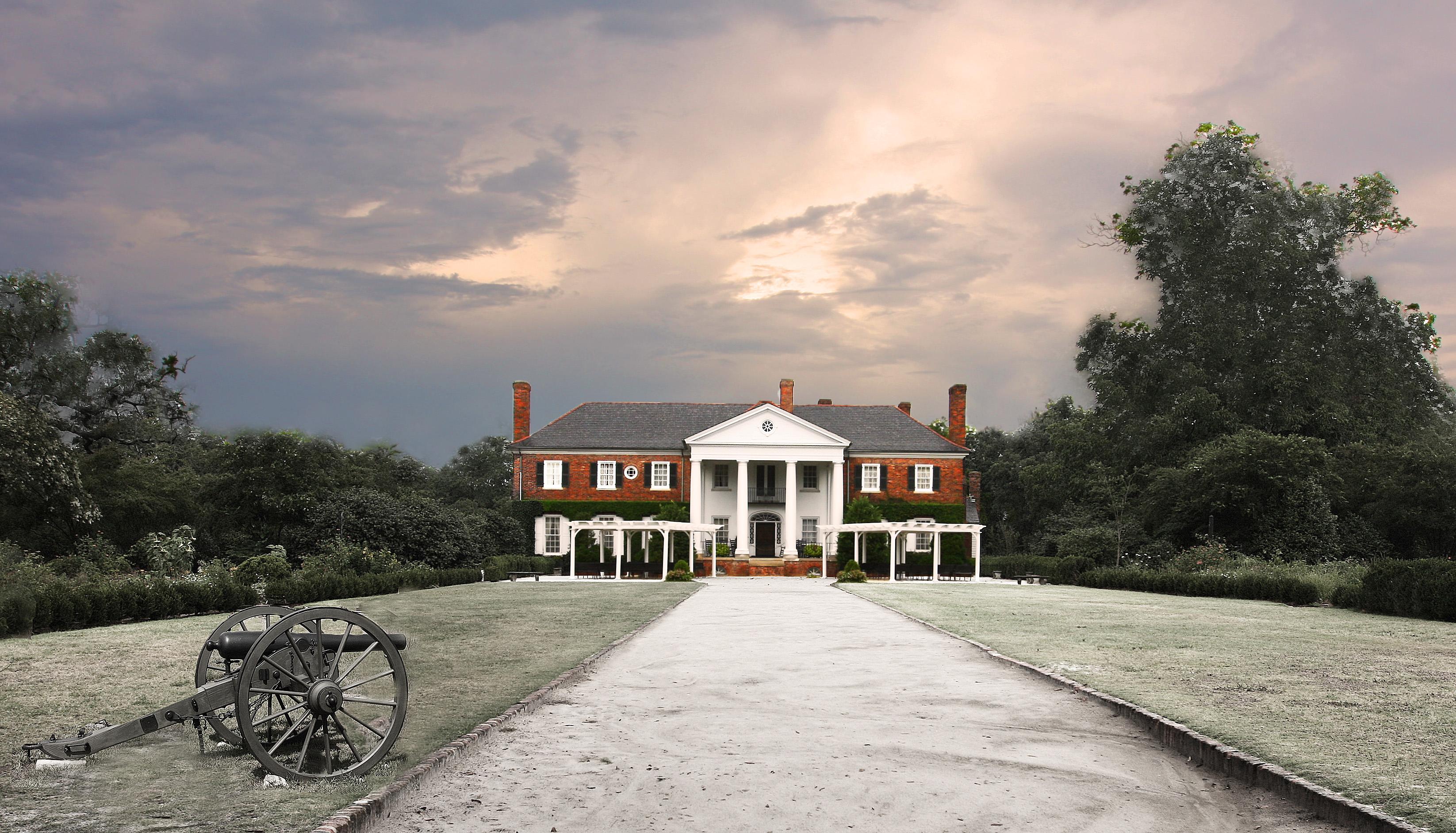 Civil War Pictures Plantations 81