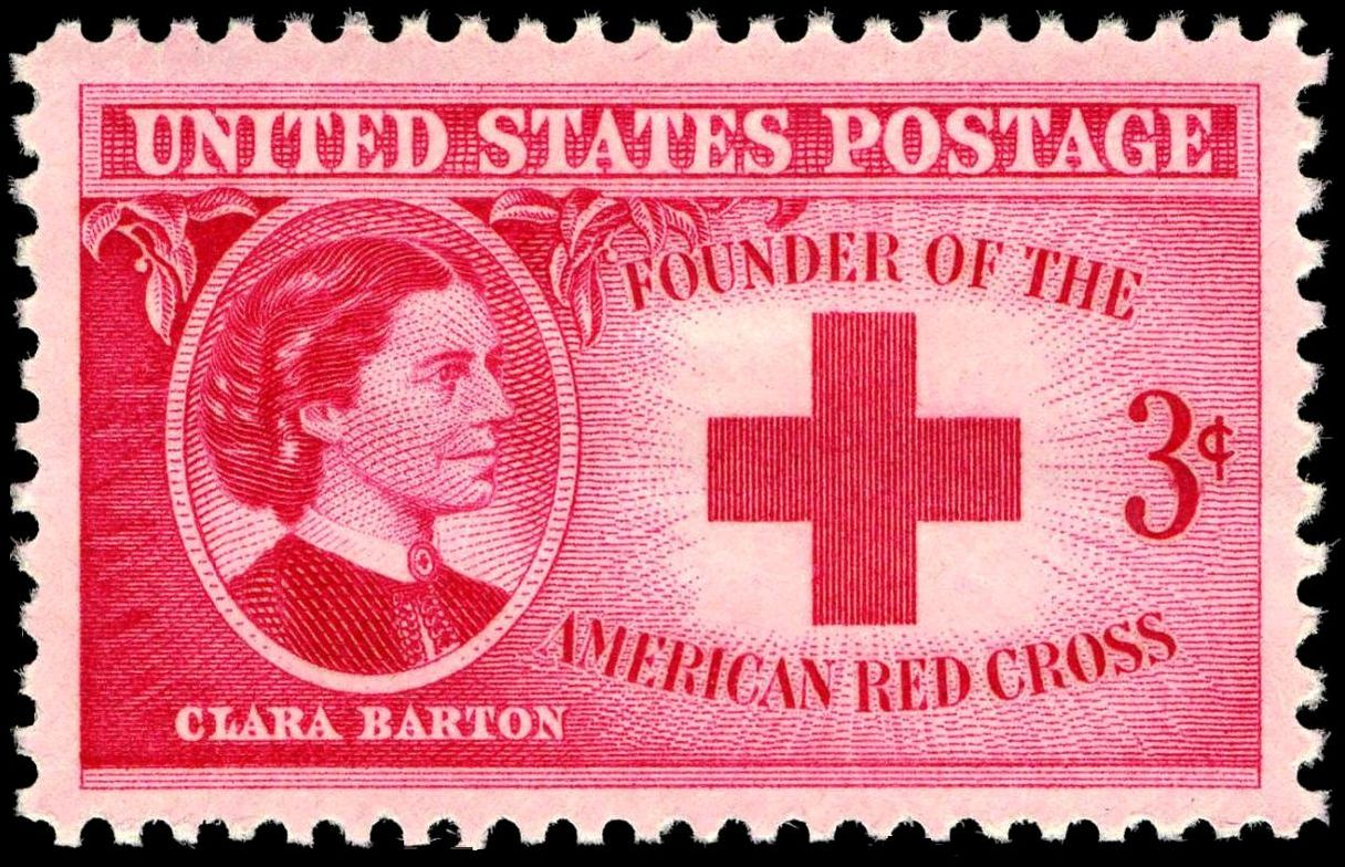 Clara Barton 1948 issue 3c.JPG