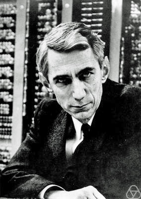 image of Claude Shannon