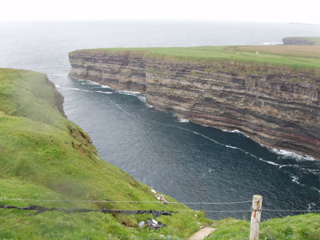 File:Coastline near Ceide Fields, with Benaderreen Head - geograph.org.uk - 486602.jpg
