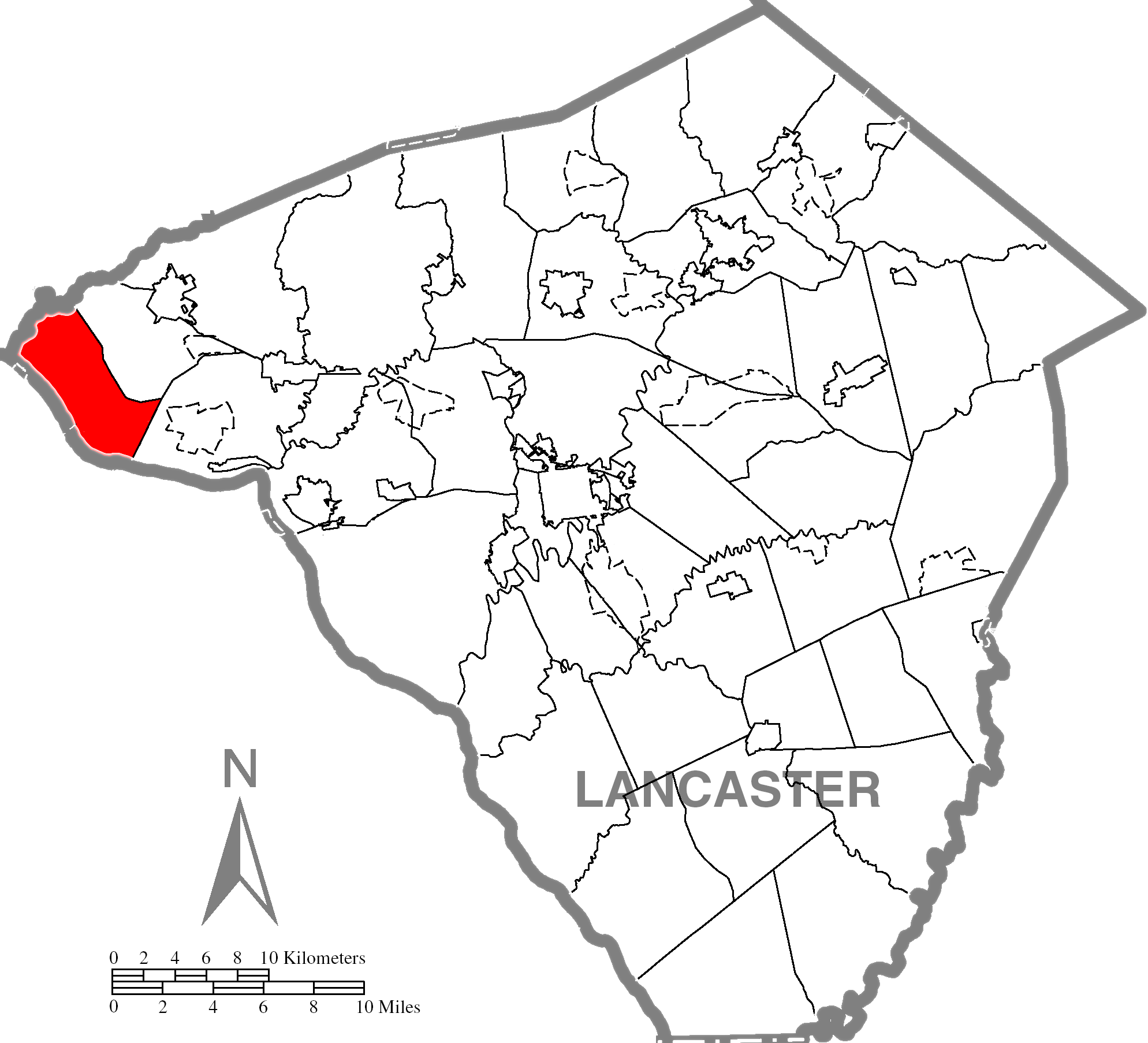 File:Conoy Township, Lancaster County Highlighted.png - Wikipedia ...