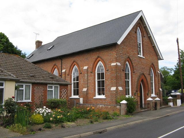 File:Converted Methodist church, Bethersden - geograph.org.uk ...