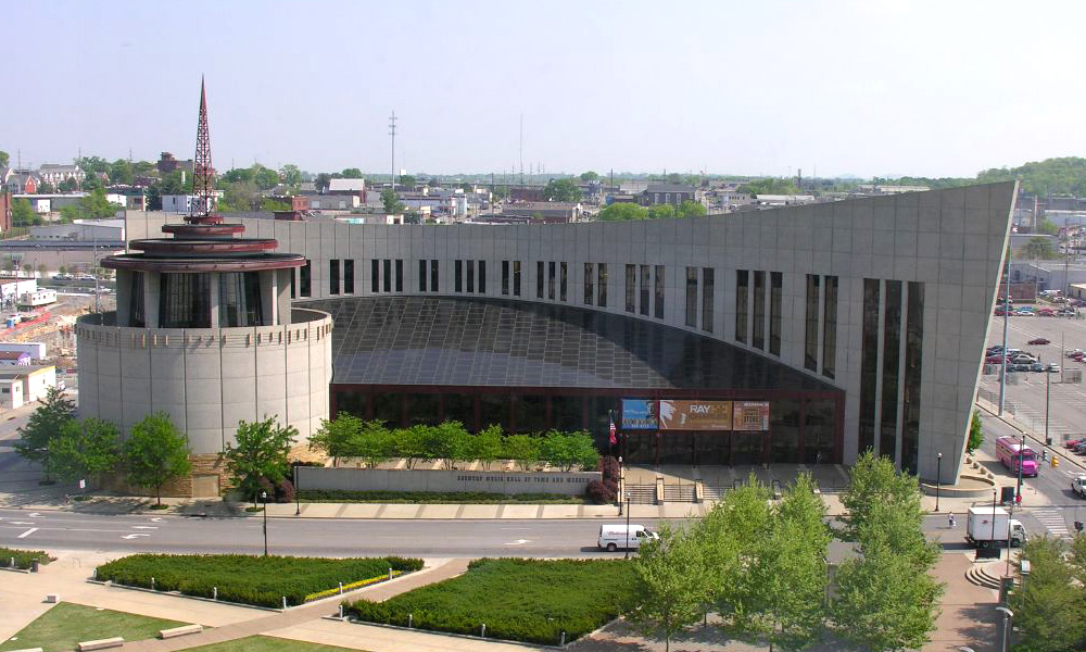 country music hall of fame and museum wikipedia