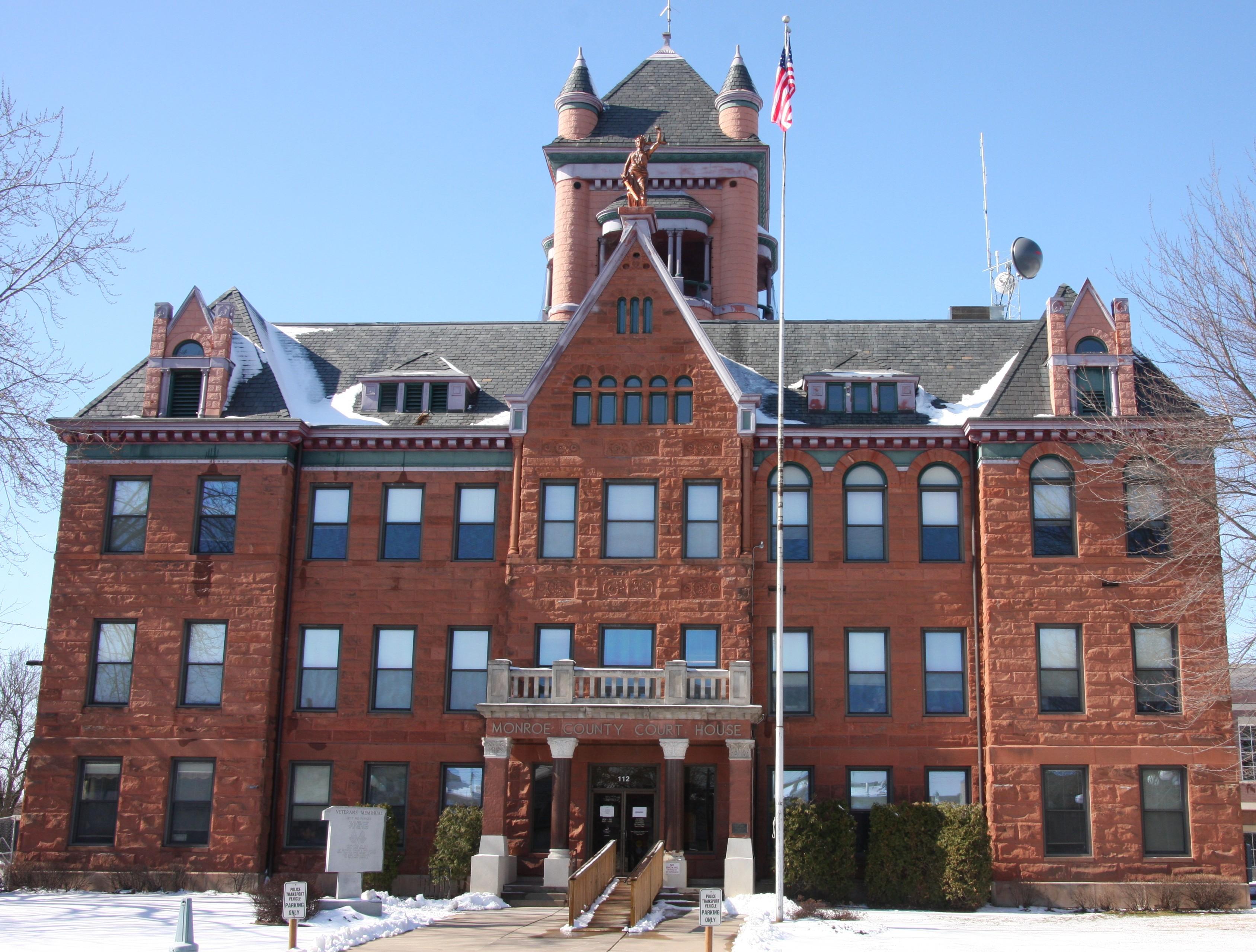 Monroe County, Wisconsin - Wikipedia