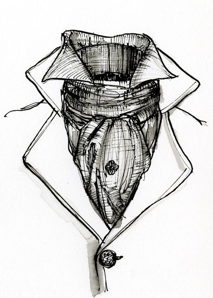 cravat wikipedia 1900s Fashion