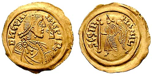 King Cunipert of the Lombards (688–700)