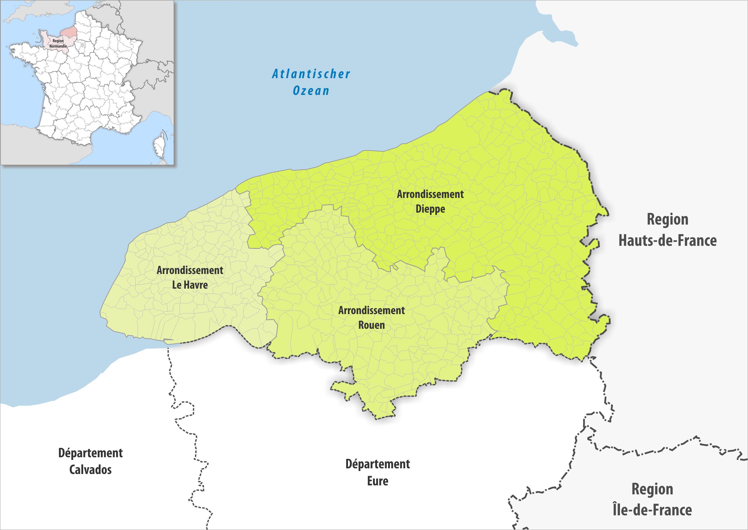 seine maritime info region