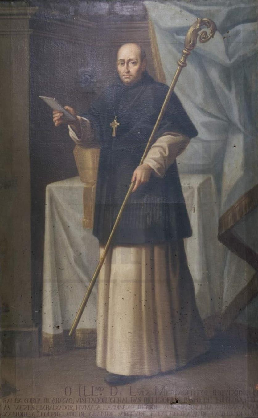 Depiction of Luis Mercader Escolano