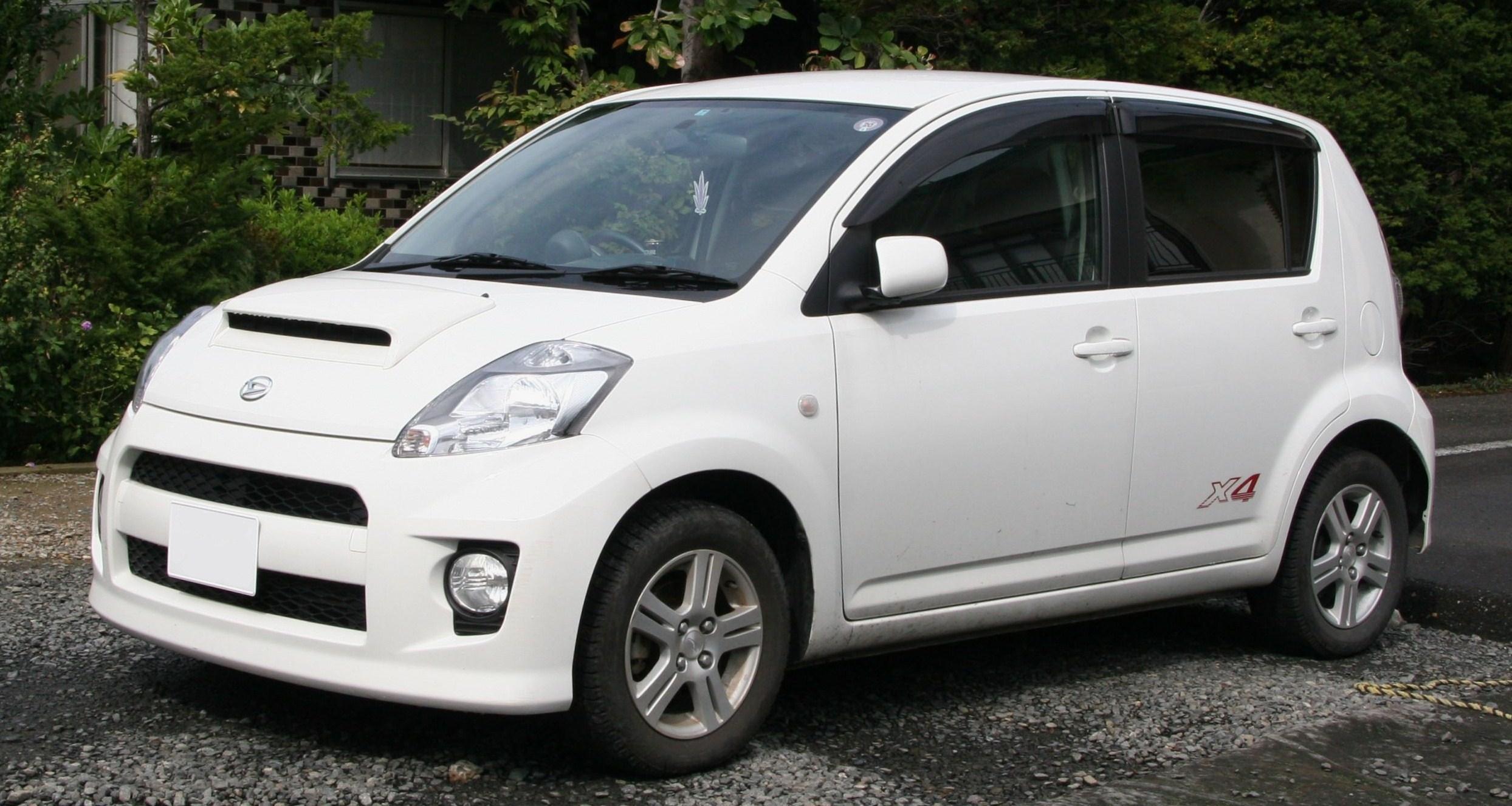 San Diego Automobile Daihatsu Sirion Boon