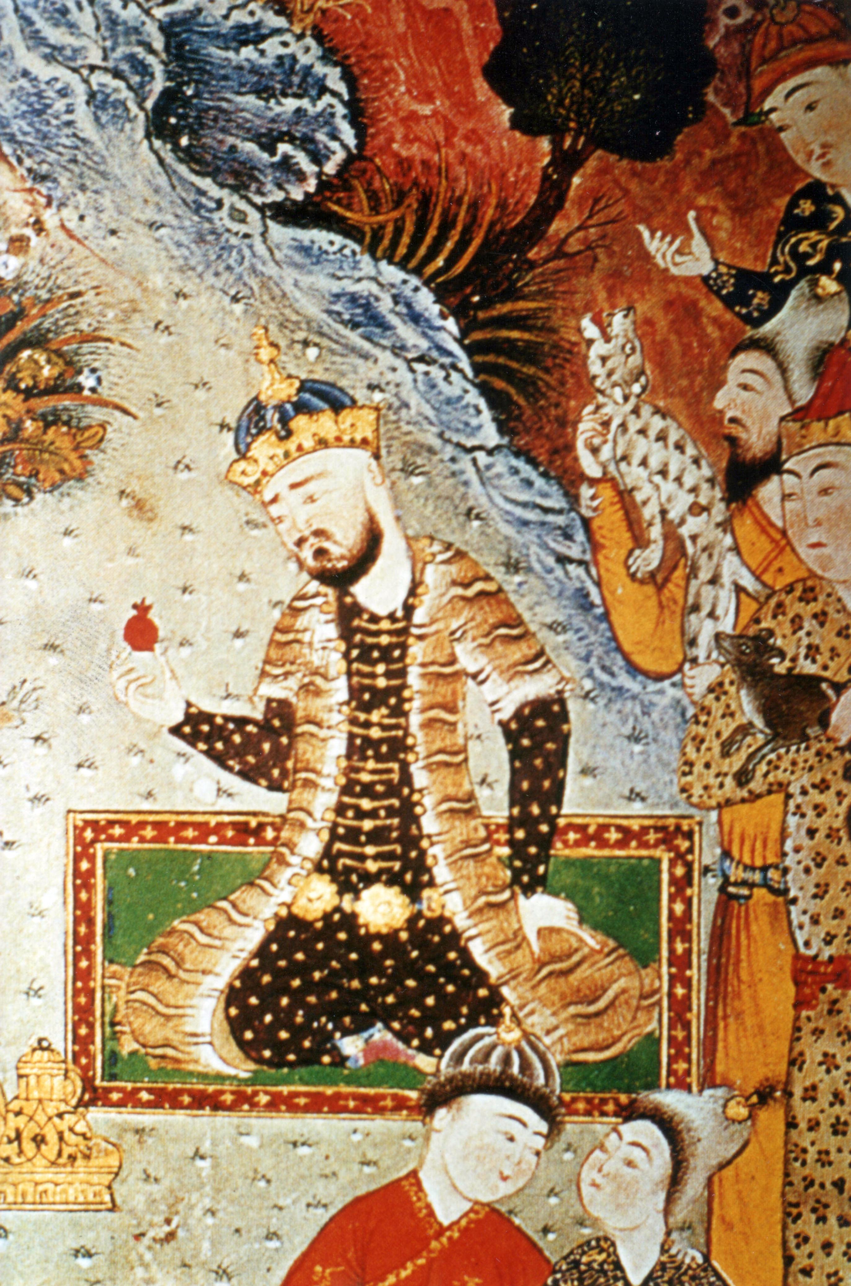 File:Das Buch der Könige - Le Chah-nâmeh, von Mir Mussavik ...