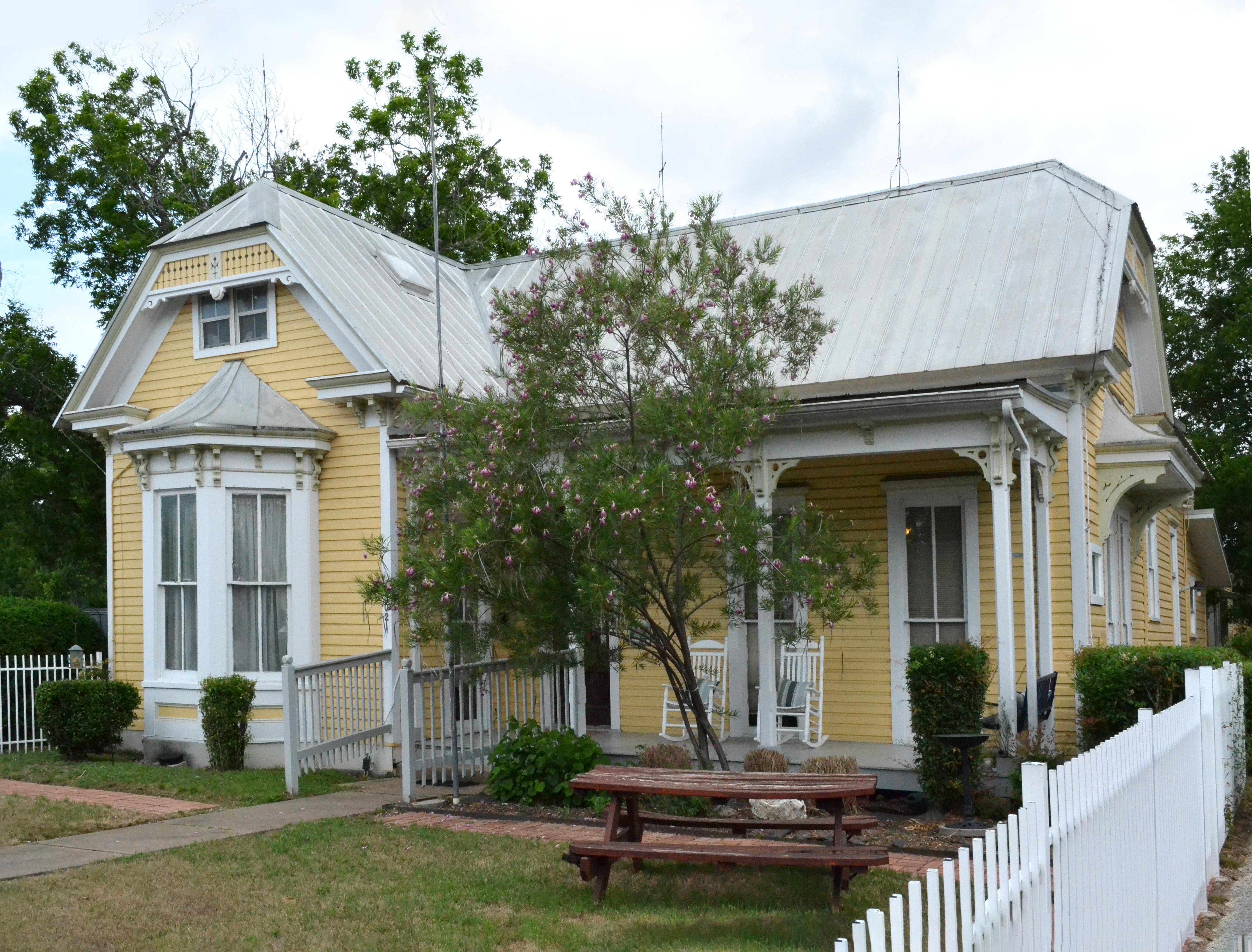 File Dawson House Bastrop Texas Jpg Wikipedia