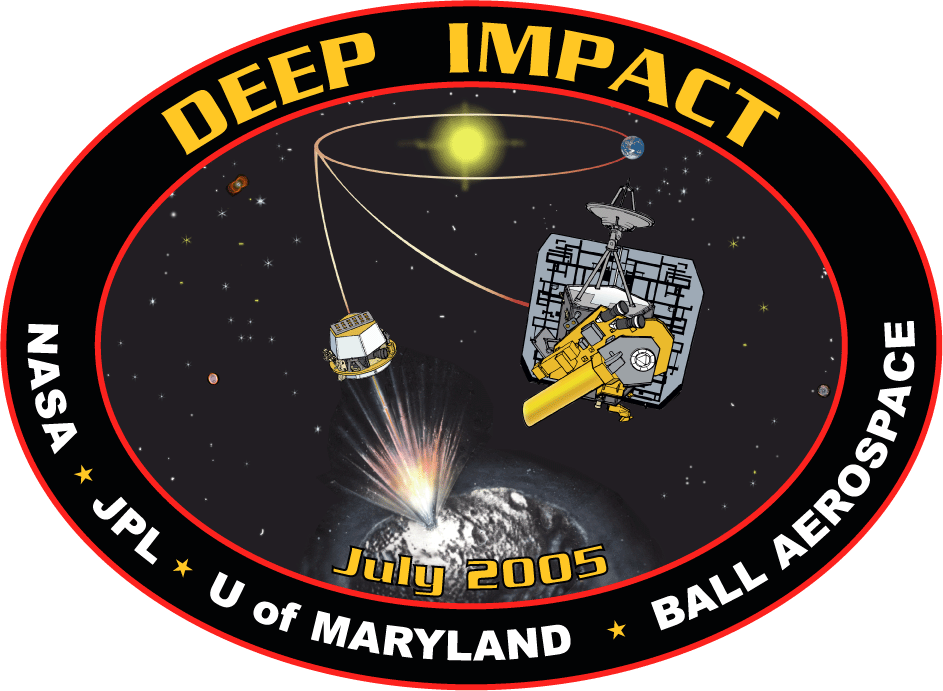 Deep Impact Mission to a comet  NASA