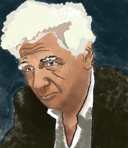 Jacques Derrida cover