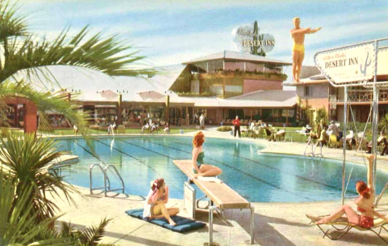 Desert Inn, 1954, Ferris H. Scott, Public domain, via Wikimedia Commons