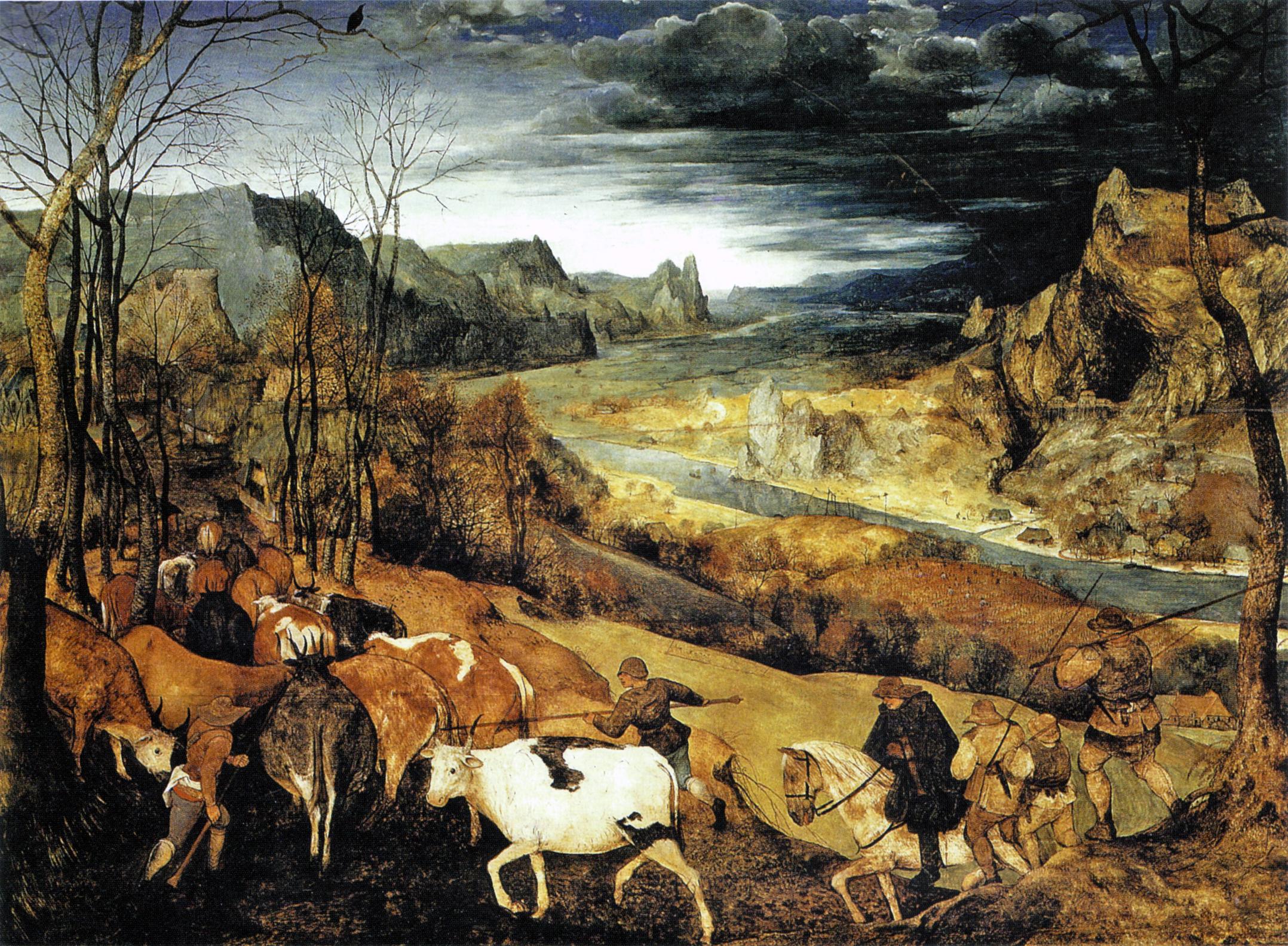 File:Die Heimkehr der Herde.jpg - Wikimedia Commons | {Herde 9}