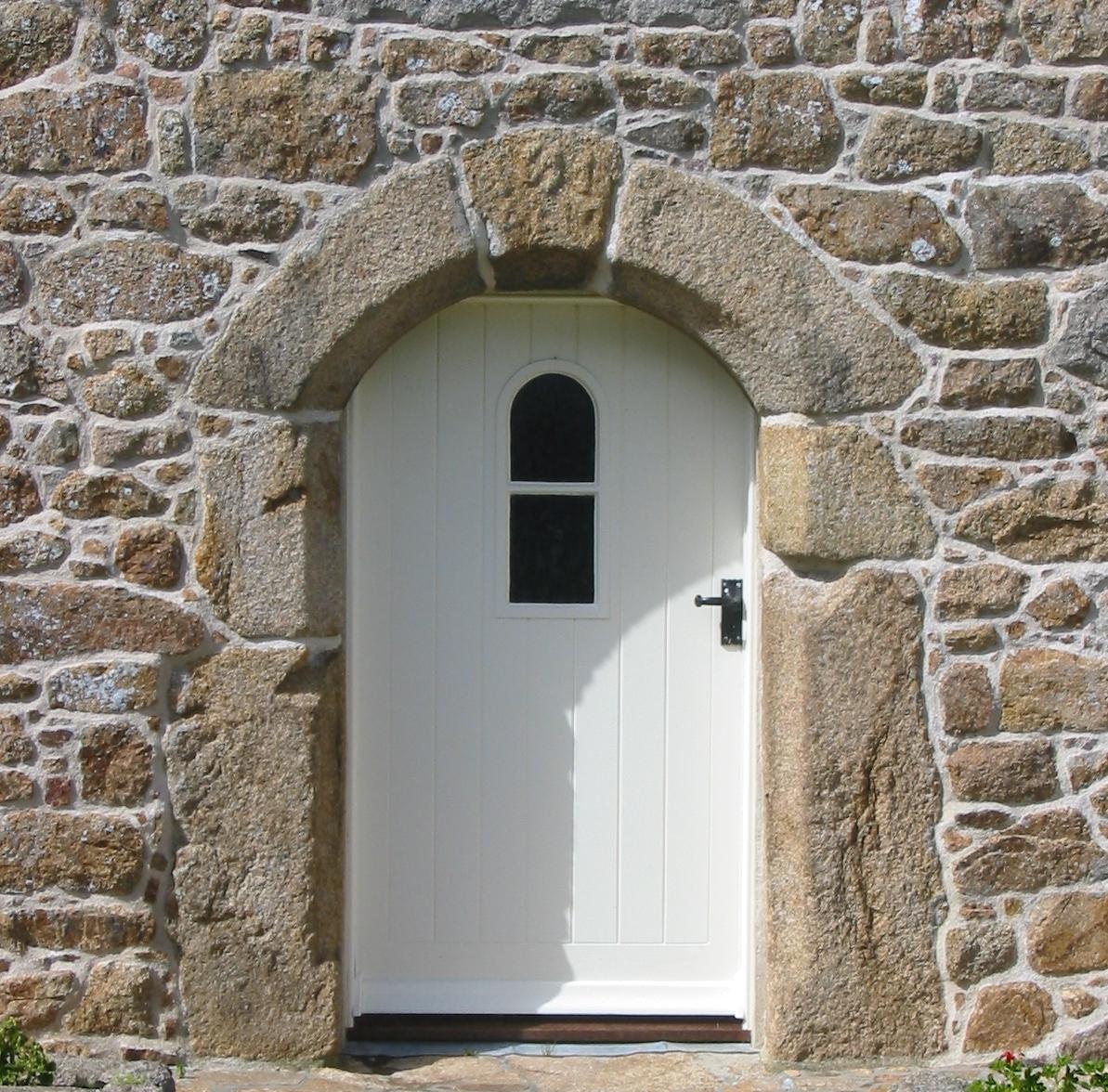 New Wood Door Design