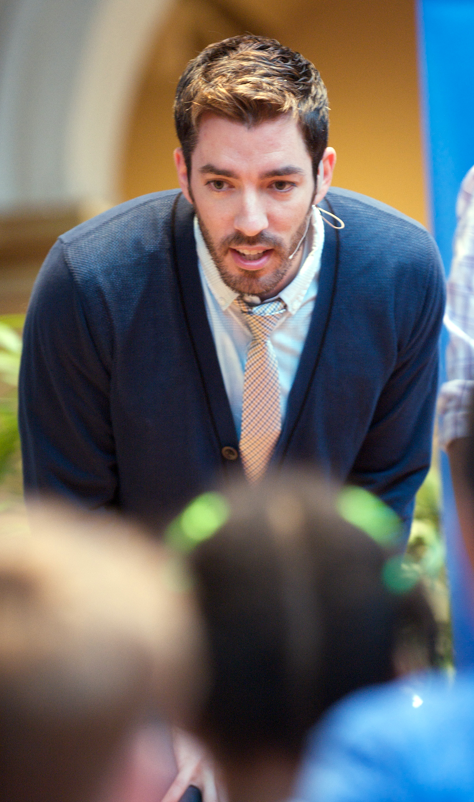 Scott Engaging With Children At The Lets Read Move Event National Building Museum On August 6 2013
