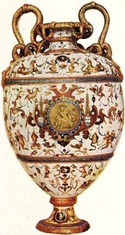 EB1911 Ceramics Plate VI - Urbino. Decorated by Orario Fontana.jpg