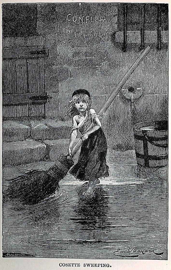 Imagen de Fantina, primer libro de Los Miserables sacada de Wikimedia