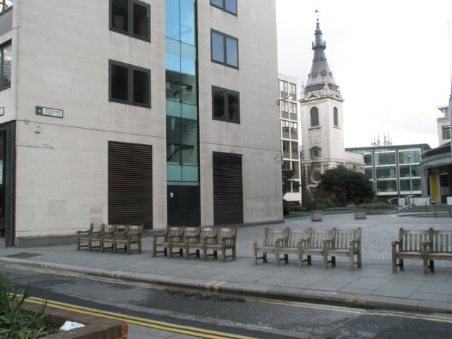 File:Empty seats at Old Change Court - geograph.org.uk - 764693.jpg