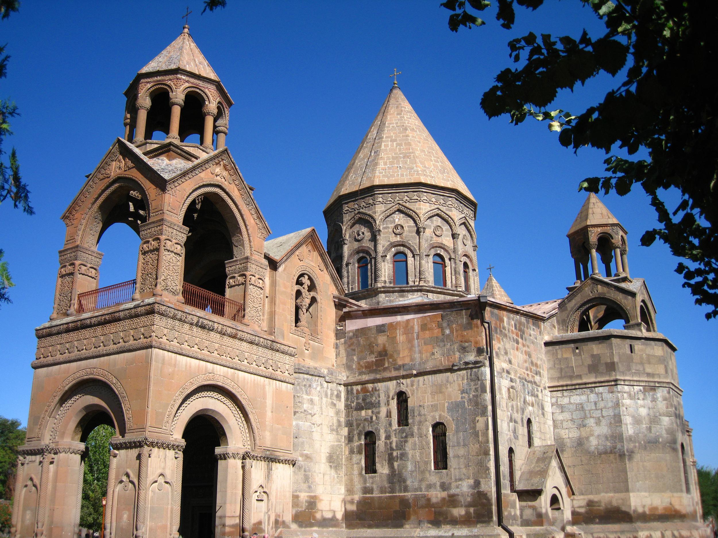 Kathedrale von Etschmiadsin
