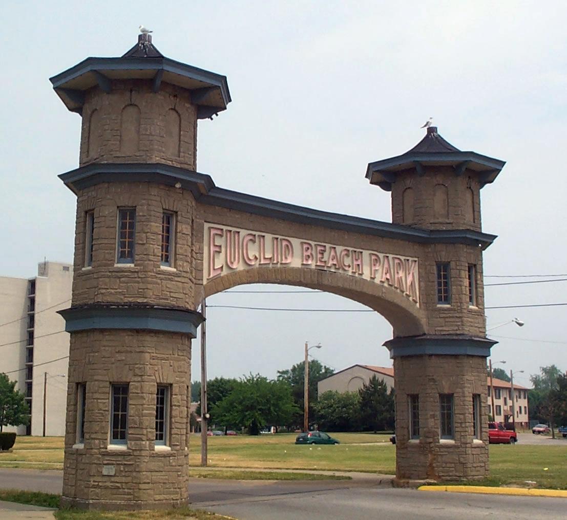 Euclid Beach Park Arch