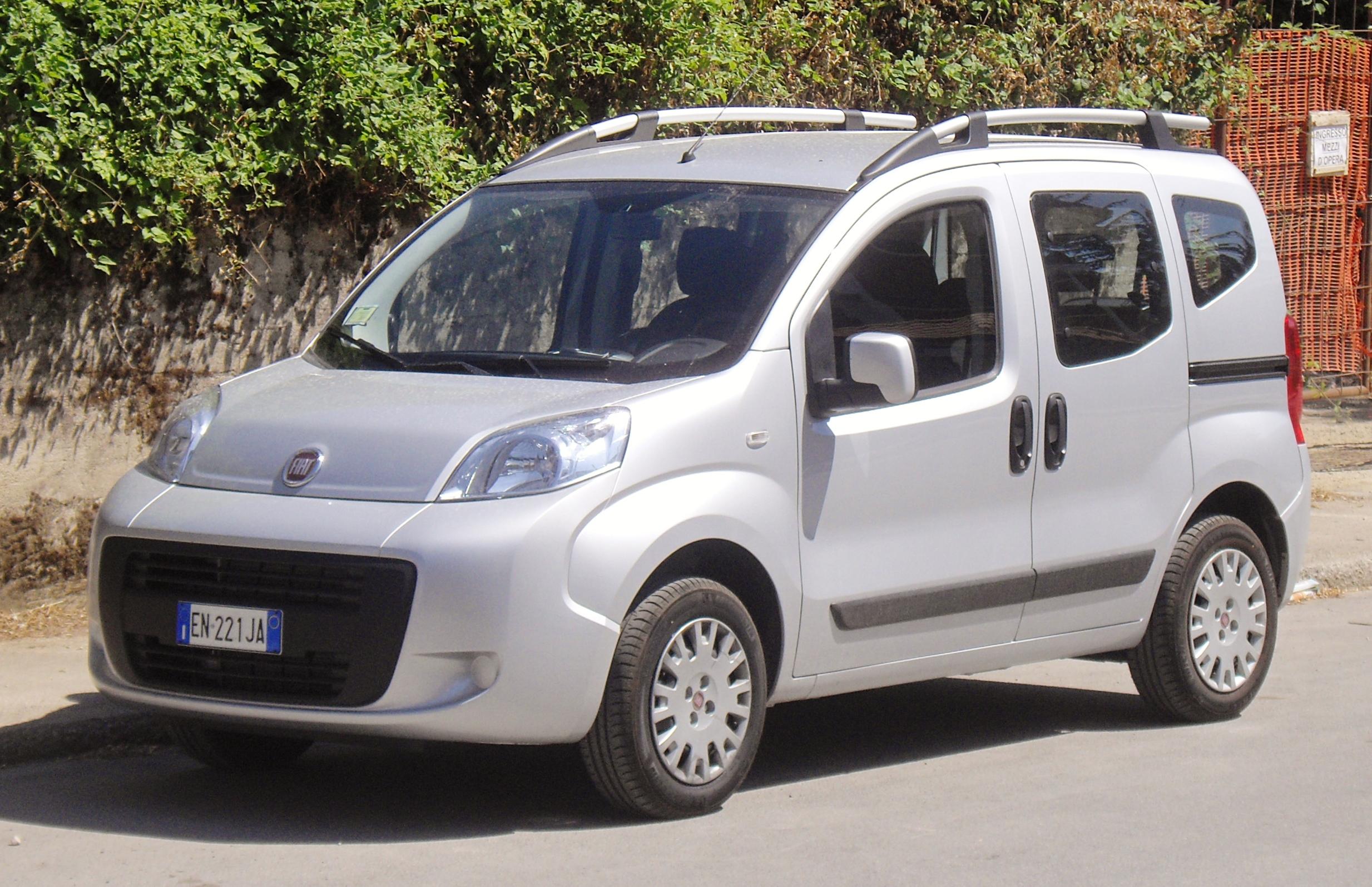 Fiat Qubo 1 1 Autos Post
