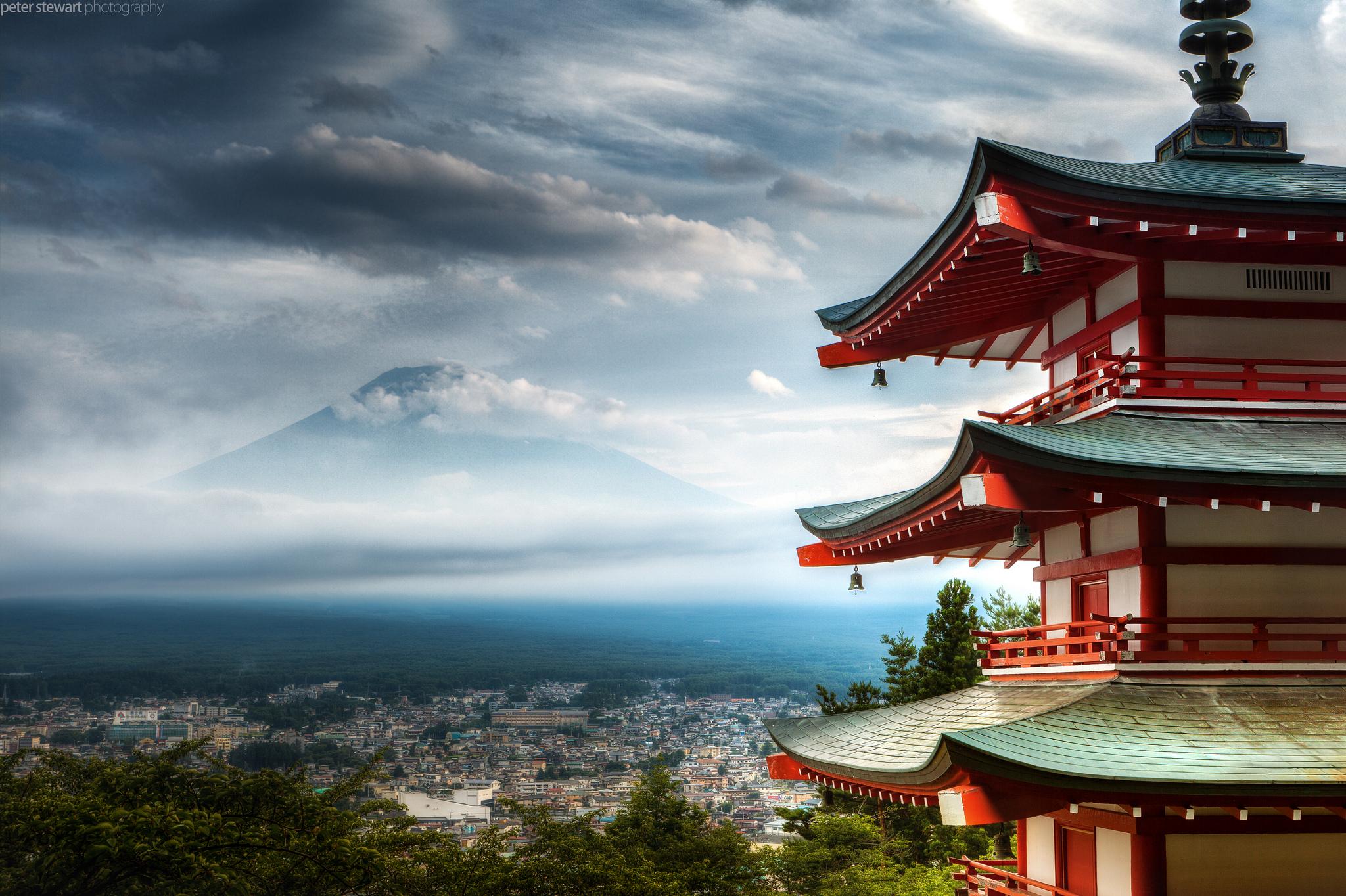Mt Fuji Tour In Winter