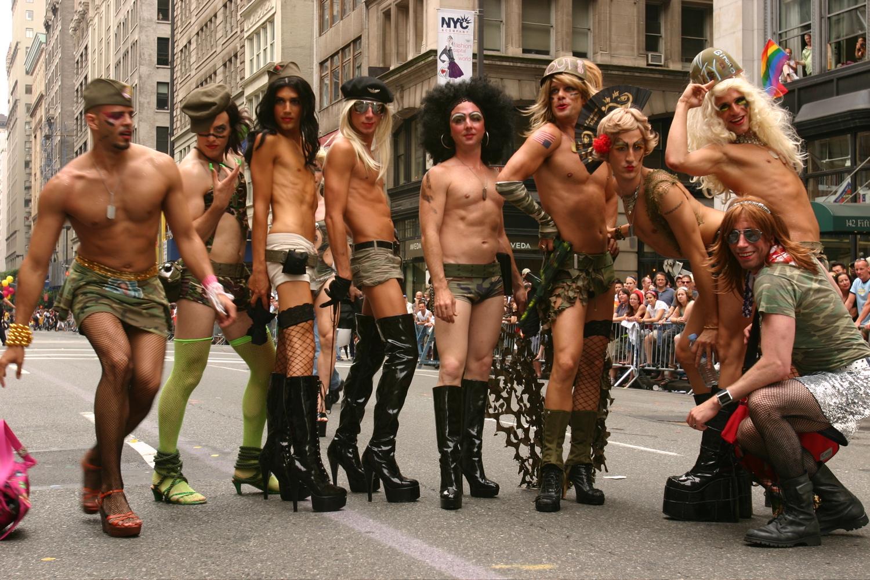 from Dominick 2006 gay man parade pride