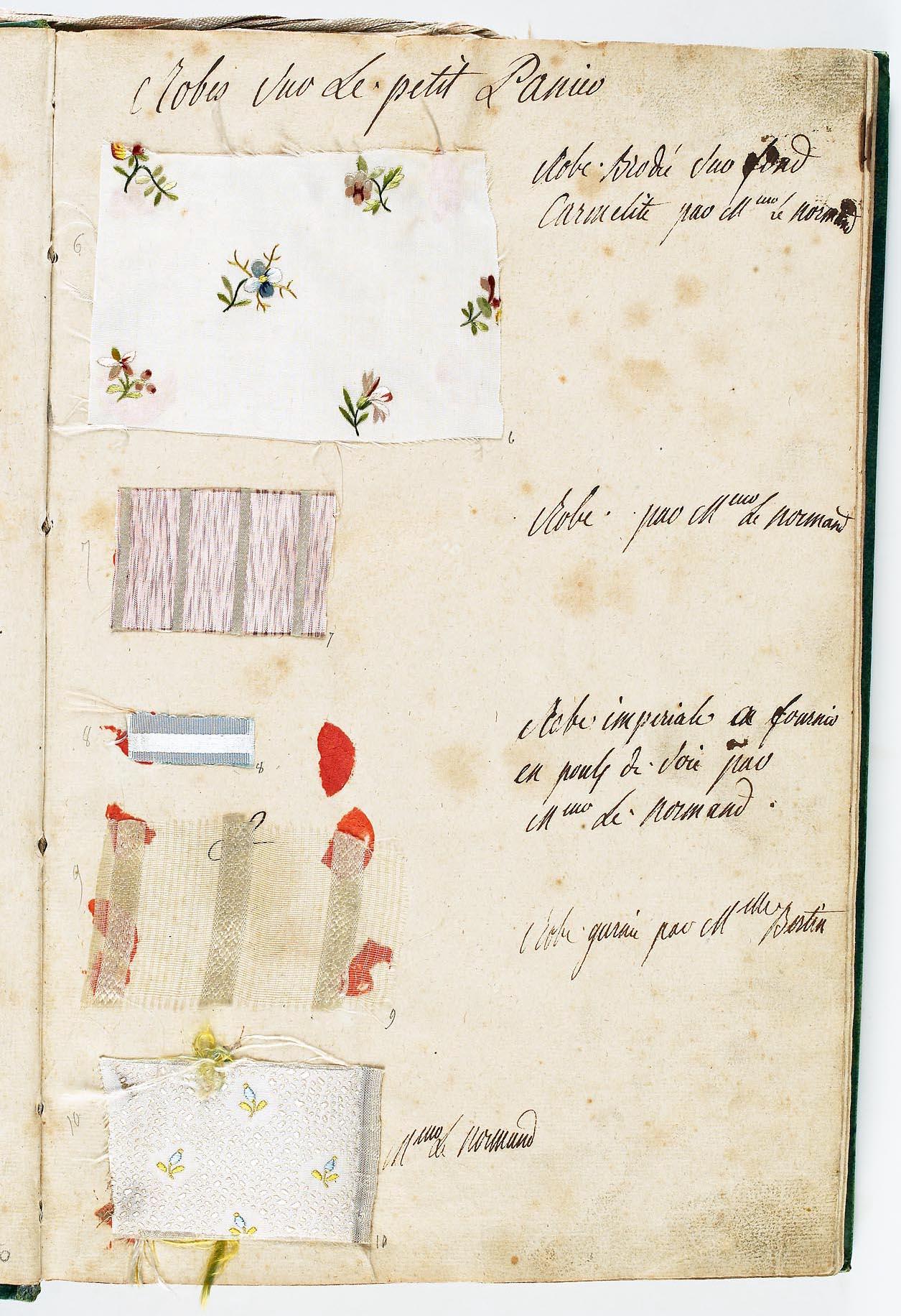 Fichier:Gazette des atours de Marie-Antoinette 4 sur 43 - Archives  Nationales - AE-I-6 n°2.jpg — Wikipédia