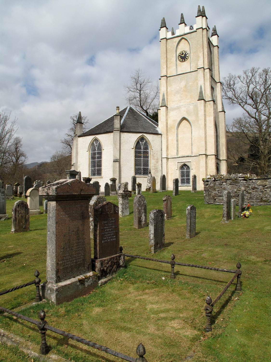 Old Elite Frontier (OOC) Glenorchy_church_and_graveyard