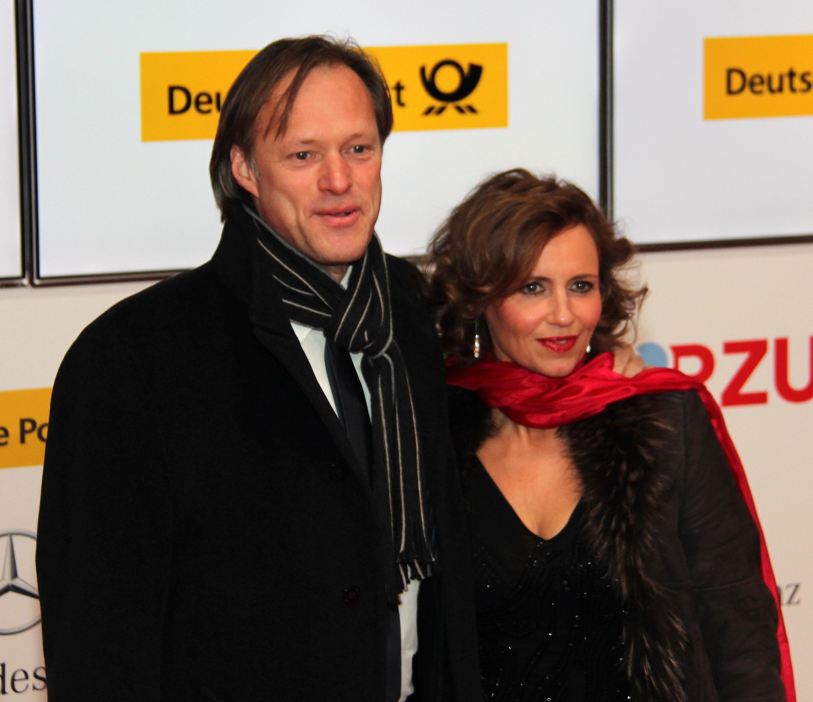 Gerhard Delling Ehefrau