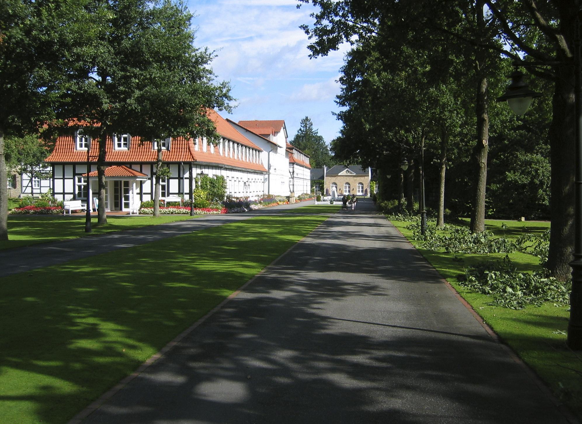 Graflicher Park Bad Driburg Wikipedia