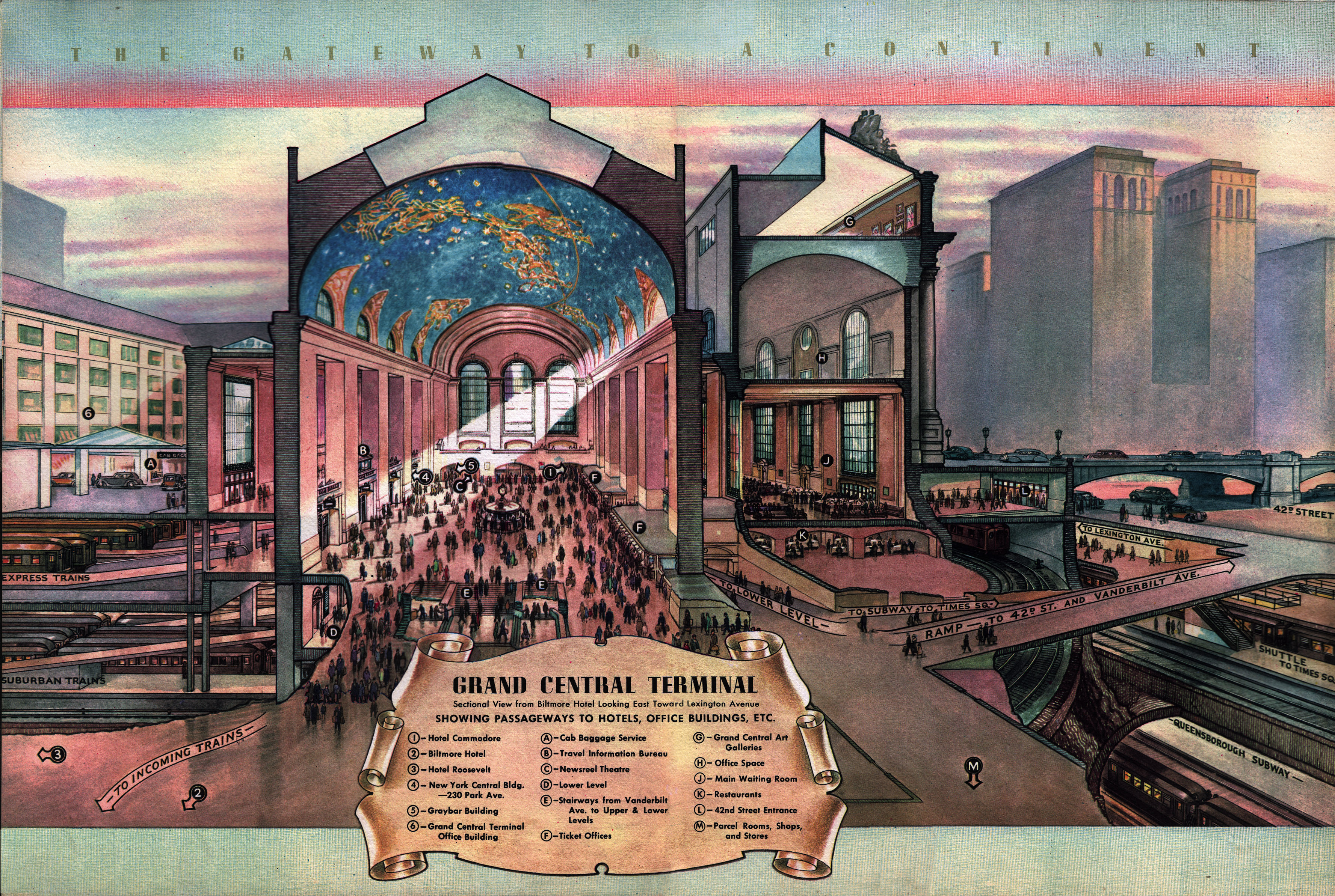 File Grand Central Terminal Sectional View 1939 Jpg