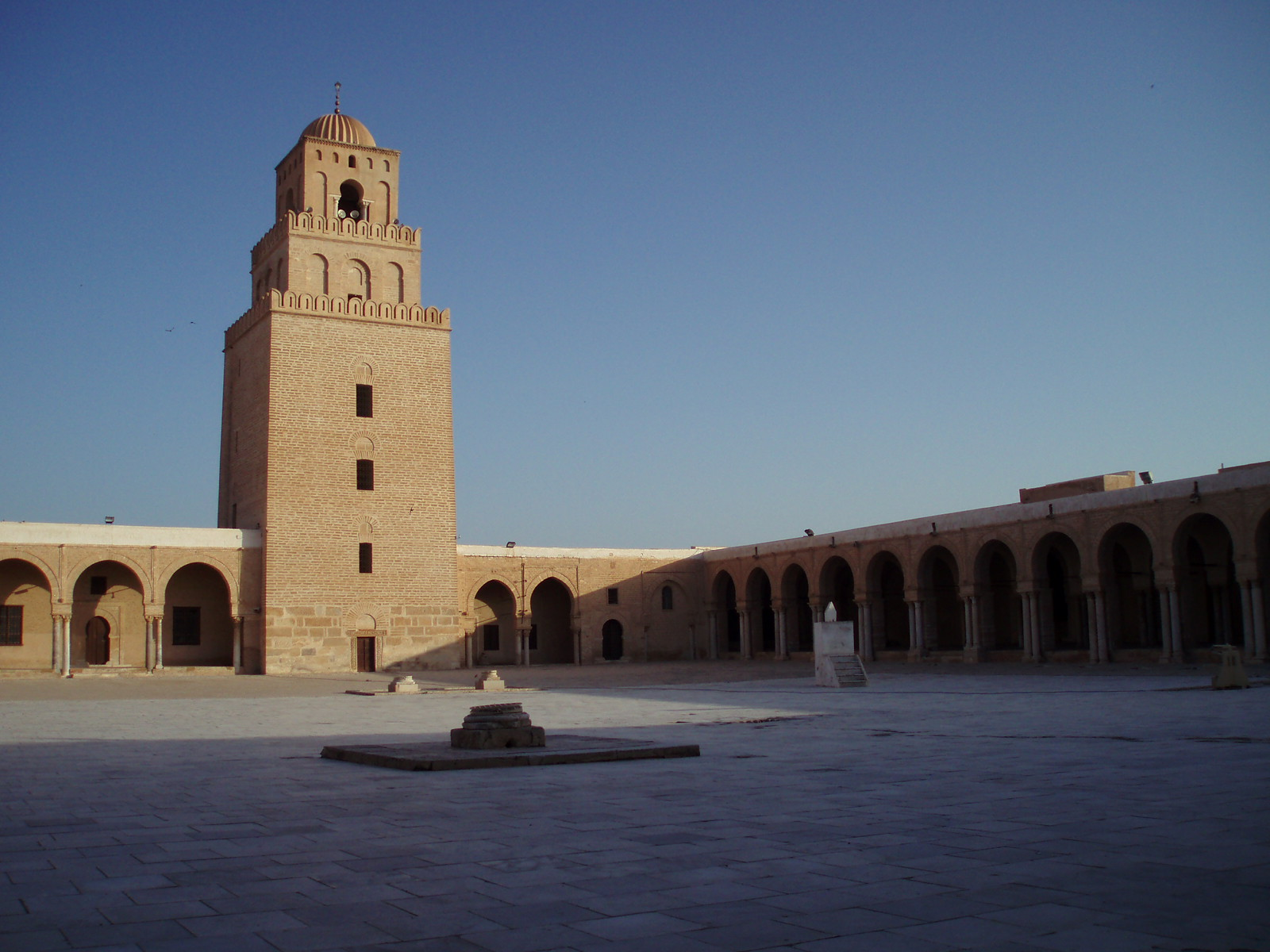 Kairouan Mosque Wiki File:great Mosque of Kairouan